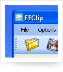 EEClip - Windows software